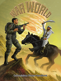 War World : The War World role playing game